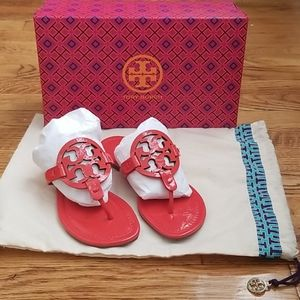 Tory Burch Miller  sandals.